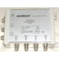 Blankom Multiswitch 3 inputs 4outputs