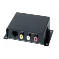 Composite Video & Audio Cat5E Extender